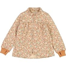 Wheat Thermo Alabasters Flowers Jacket Thilde