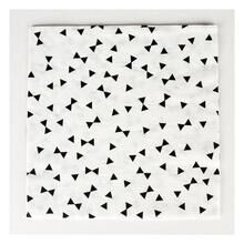 My Little Day 20  Napkins (black)