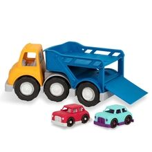 Wonder Wheels Car Carrier Truck