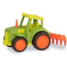 Wonder Wheels Tractor with Harrow
