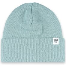 Wood Wood Gerald Tall Beanie Mint