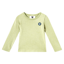 Wood Wood Kim Kids Long Sleeve Mint