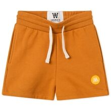 Wood Wood Vic Kids Shorts Camel