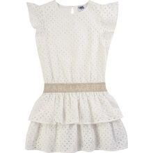 Karl Lagerfeld Kids Girl Dress White