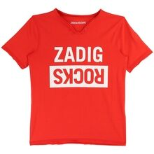 Zadig & Voltaire T-shirt Bright Red