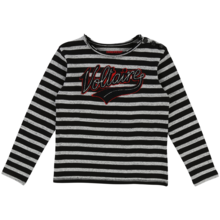 Zadig & Voltaire Long Sleeved T-shirt Black/Grey